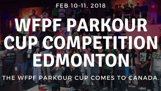WFPF Parkour Cup Competition - Edmonton