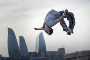 Ryan Doyle - Red Bull Parkour